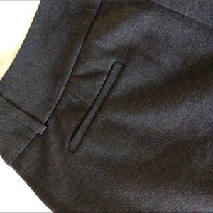 Dalia Charcoal Grey Dress Pants
